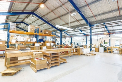 Reduce Cost & Formaldehyde Emission In Furniture Production Process