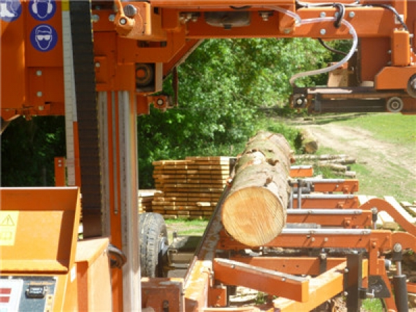 Environmental Emissions From Sawmilling