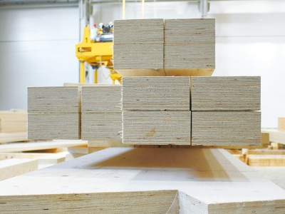 Environmentally-Friendly High-Density Plywood Panels